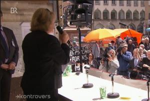 BR 20 5 2015 Kontrovers, BMdJ a.D. Frau Sabine Leutheusser- Schnarrenberger & Mike Jähn