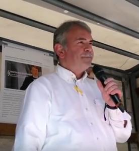 BR 20 5 2015 Kontrovers- G. Mollath auf dem Marienplatz
