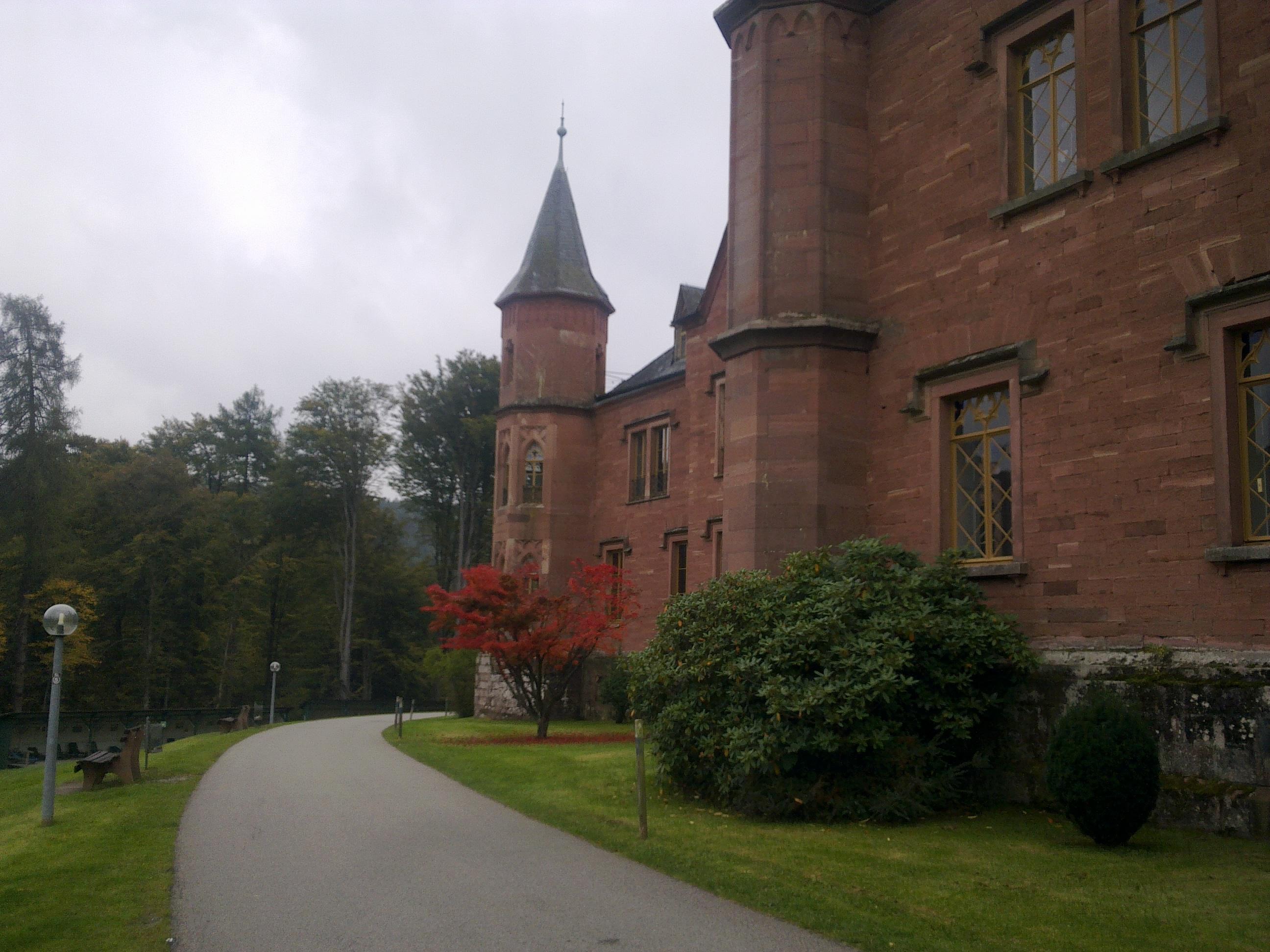 Schloß Waldleinigen 1